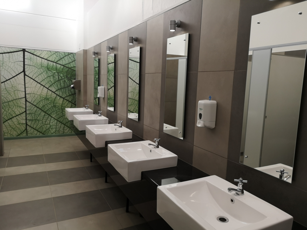 UP Student Centre Ablution